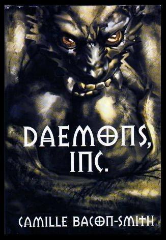 9780739401552: DAEMONS INC: Eye of the Daemon; Eyes of the Empress