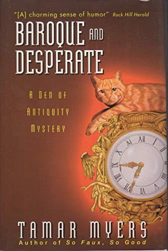 9780739401682: Baroque and Desperate
