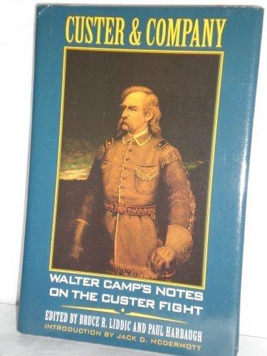 Custer & Company: Liddic, Bruce R.
