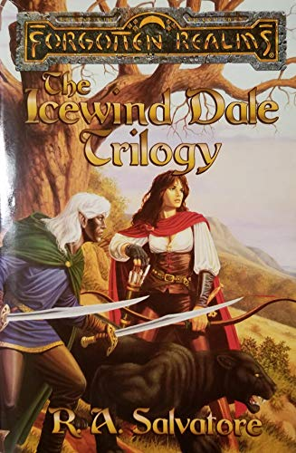 The Icewind Dale Trilogy: The Crystal Shard / Streams Of