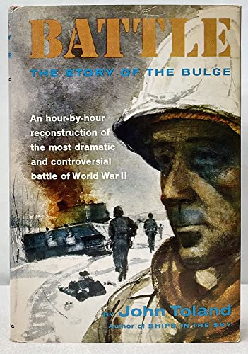 9780739403075: Battle: the Story of the Bulge