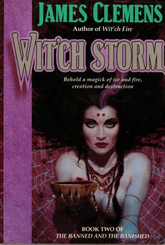 Wit'ch Storm (9780739403181) by JAMES CLEMENS