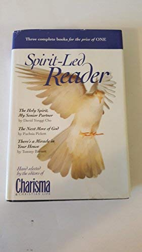 9780739404355: Spirit Led Reader: The Holy Spirit, My Senior Partner/the Next Move of God/There's a Miracle in Your House