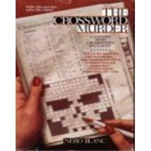 9780739405123: The Crossword Murder (A Mystery with Crosswords Included)