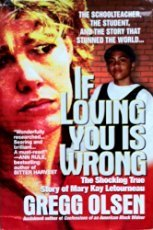 9780739405574: If Loving You Is Wrong Unknown edition by Gregg Olsen (1999) Hardcover