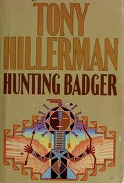 9780739406755: Hunting Badger - Large Print