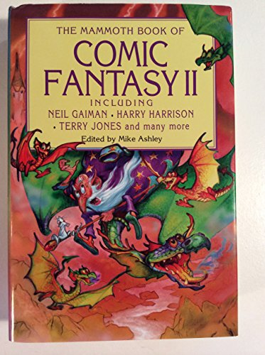 9780739407141: The Mammoth Book of Comic Fantasy II