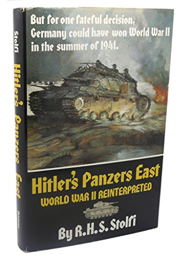 9780739407783: Hitlers Panzers East