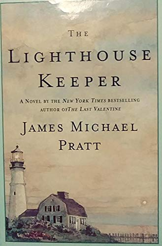 9780739407950: The Lighthouse Keeper - Large Print Edition