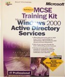 9780739408827: Microsoft Windows 2000 Active Directory Services (MCSE Study Guide for Exam 70-217) (MCSE Training Kit)