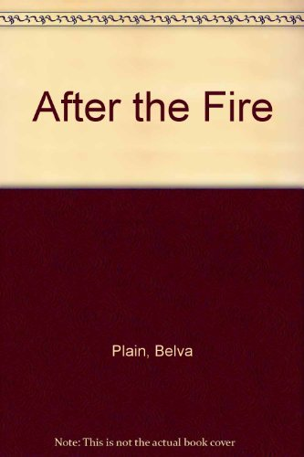 9780739409190: After the Fire