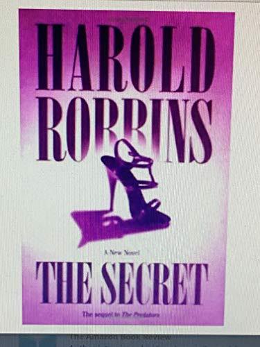 The Secret (Large Type): Robbins, Harold