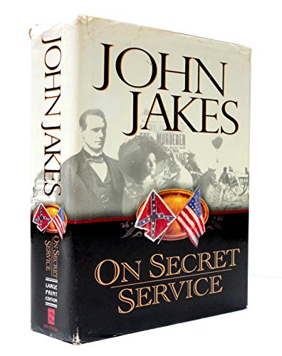 9780739410301: On Secret Service (Large Print)