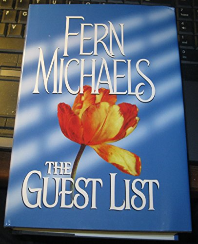 9780739411179: The Guest List, Large Print
