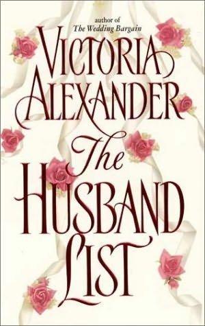 9780739411834: The Husband List (Avon Romantic Treasures)