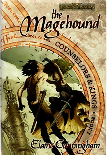 The Magehound - Counselors & Kings Book I (one 1) - Forgotten Realms