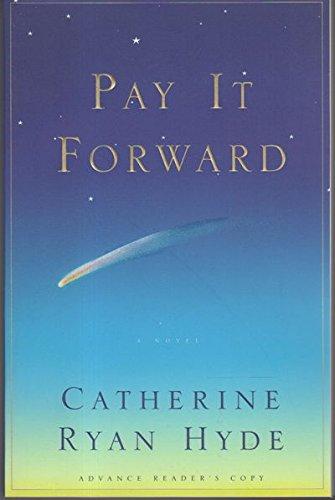 Pay It Forward: HYDE, Catherine Ryan