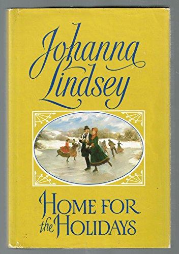 9780739413494: Home For The Holidays (Large Print) [Gebundene Ausgabe] by Johanna Lindsey