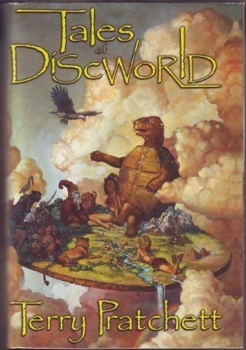 9780739413913: Tales of Discworld (Pyramids, Moving Pictures and Small Gods)