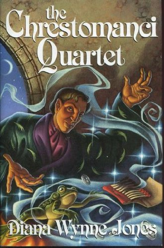 9780739414392: The Chrestomanci Quartet (Charmed Life, Witch Week, The Magicians of Caprona, The Lives of Christopher Chant)