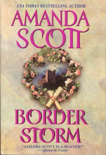 9780739415306: Border Storm (Border Scottish Trilogy)