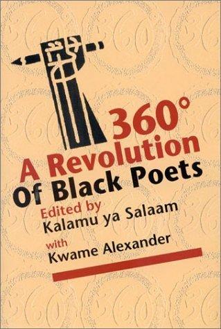 9780739415856: 360 Degrees a Revolution of Black Poets