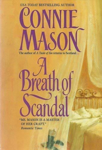 9780739415986: A Breath of Scandal