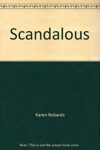 9780739416594: Scandalous [Hardcover] by