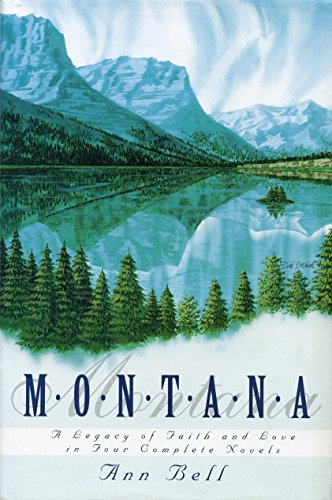 Montana: Autumn Love/Contagious Love/Inspired Love/Distant Love (Inspirational ...