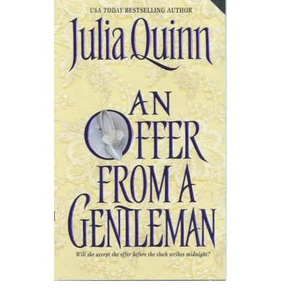 9780739417041: An Offer From A Gentleman by Julia Quinn (2001-11-05)
