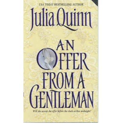 9780739417041: An Offer From A Gentleman