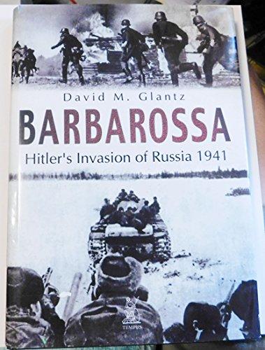 9780739417973: Barbarossa: Hitler's Invasion of Russia 1941