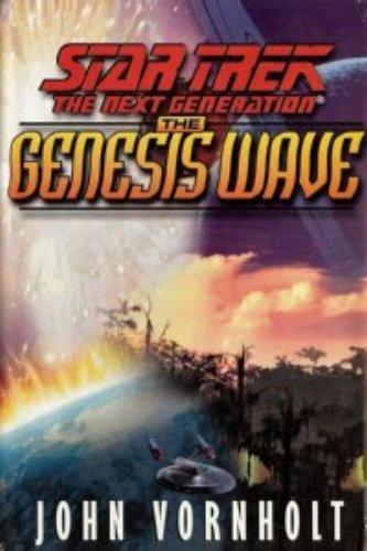 9780739418437: The Genesis Wave (Star Trek the Next Generation)