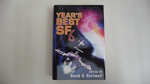 9780739418567: Year's Best SF 6 (SFBC Edition)