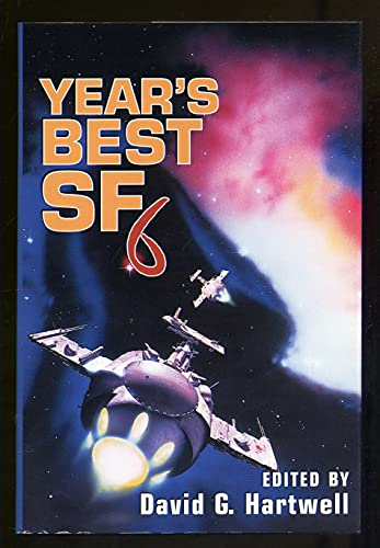 9780739418567: Year's Best SF 6 (SFBC Edition)