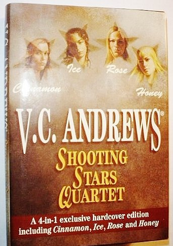 9780739419007: The shooting stars quartet: A 4-in-1 edition including Cinnamon, Ice, Rose and Honey