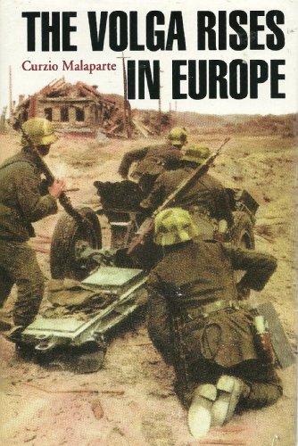 9780739419304: The Volga Rises In Europe