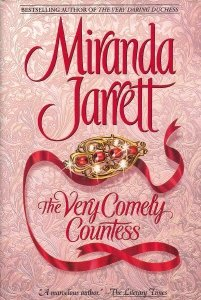 The Very comely Countess (0739419714) by Miranda Jarrett