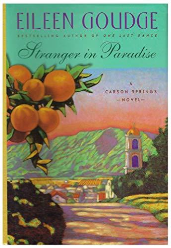Stranger in Paradise (Large Type): Eileen Goudge