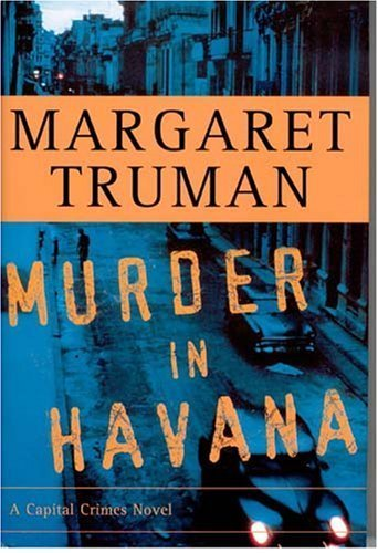 9780739420041: Murder in Havana (A Capital Crimes Novel, Large Print)