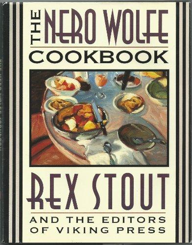 9780739420225: The Nero Wolfe Cookbook [Gebundene Ausgabe] by Rex Stout