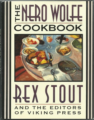 The Nero Wolfe Cookbook
