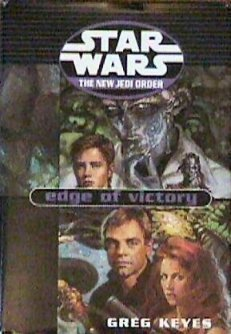 9780739420300: Edge of Victory (Star Wars: The New Jedi Order)