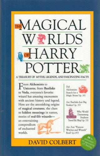 9780739420959: The Magical Worlds of Harry Potter (A Treasury of Myths, Legends, and Fascinating Facts)