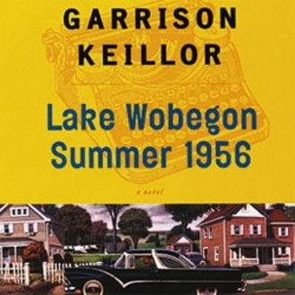 9780739421369: Lake Wobegon: Summer 1956 (A Novel) (Large Print Editio)