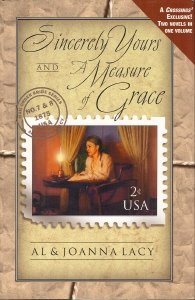 9780739421451: Sincerely Yours/A Measure of Grace (Mail Order Bride Series 7-8)