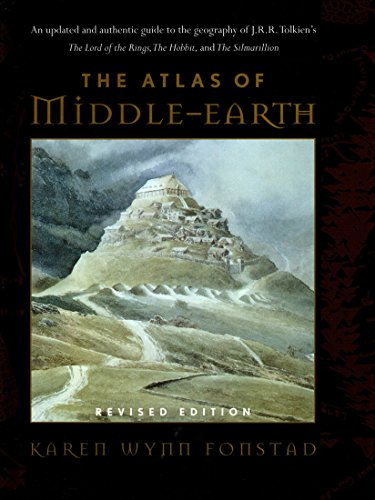 9780739422007: The Atlas of Middle-Earth