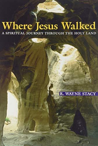 9780739422670: Where Jesus Walked: A Spiritual Journey through the Holy Land