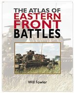 9780739426074: The Atlas Of Eastern Front Battles