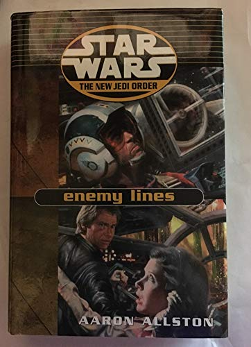 9780739427774: Enemy lines (Star wars, The new Jedi order)